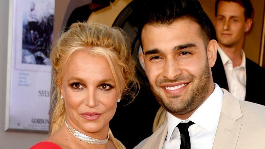 Prozess-Sieg! Sam Asghari gratuliert seiner Britney Spears