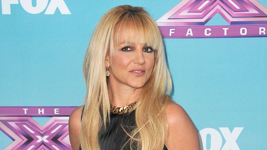 Wahnsinn! Britney Spears zeigt sich gertenschlank