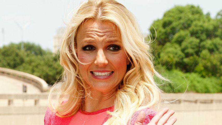 """Britney Spears sorgt für Eklat bei """"The X Factor"""""""