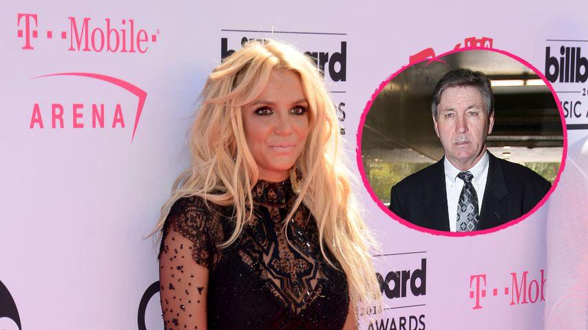 Offiziell: Britney Spears will Vater als Vormund loswerden!