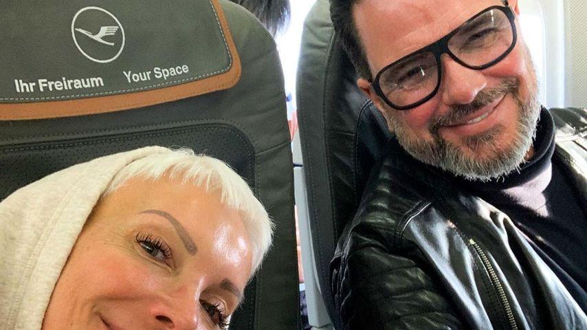 Britt und Alex Jolig im Januar 2020