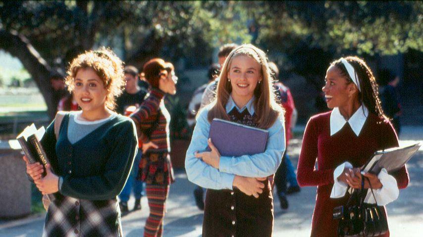 """Brittany Murphy, Alicia Silverstone und Stacey Dash in """"Clueless"""""""
