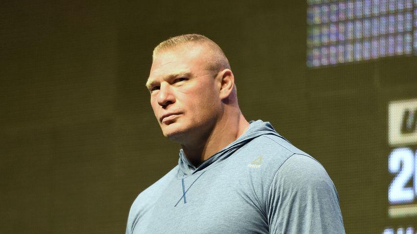 Brock Lesnar im Juli 2016