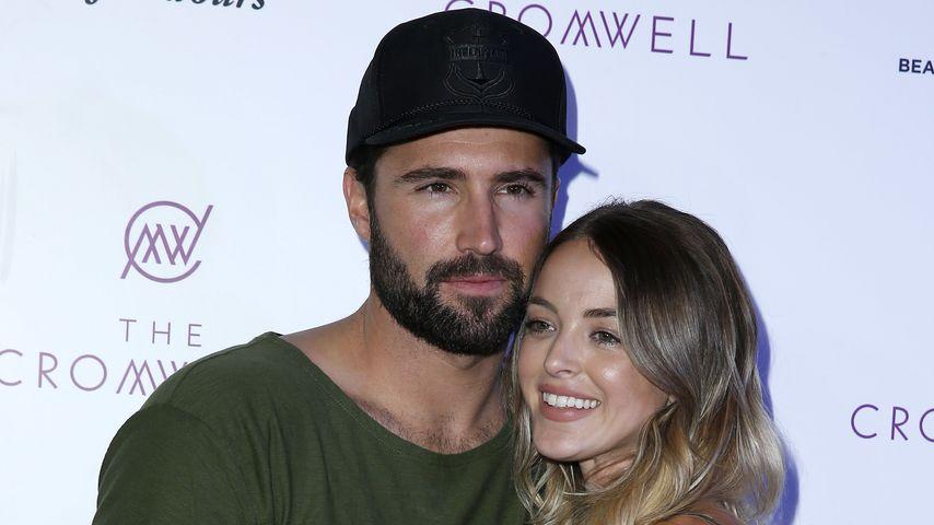 Brody Jenner & Kaitlynn Carter: Romantische Verlobungs-Party