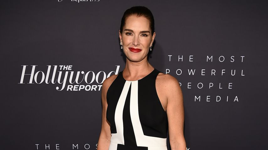 Brooke Shields im April 2019 in New York