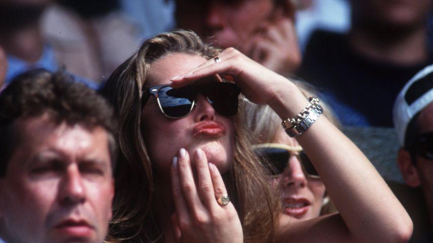 Brooke Shields im Juli 1995