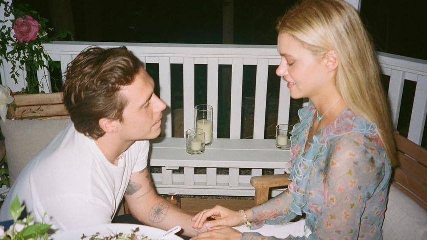 Brooklyn Beckhams Antrag an Nicola Peltz