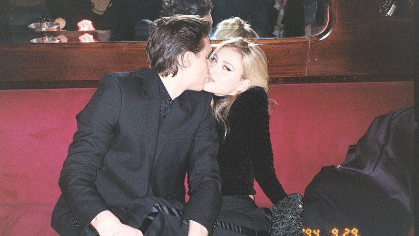 Brooklyn Beckham und Nicola Peltz im März 2020