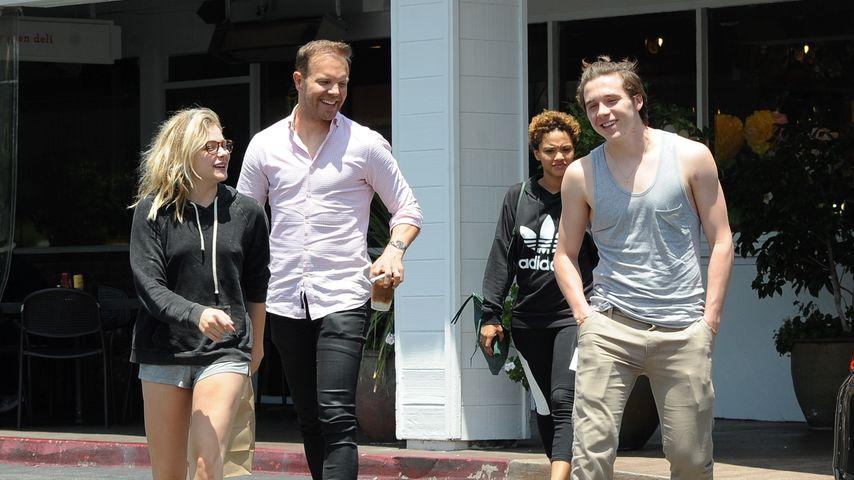 Brooklyn Beckham: Süßes Lunch-Date mit seiner Chloë