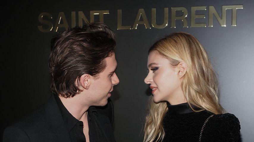 Brooklyn Beckham und Nicola Peltz im Februar 2020 in Paris