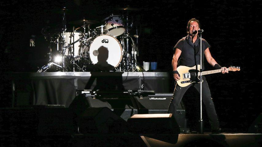 Musiker Bruce Springsteen