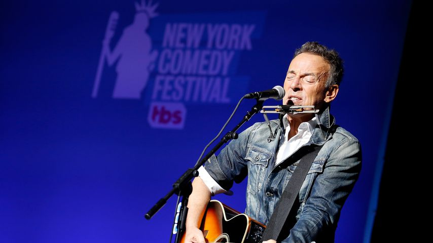 Bruce Springsteen beim New York Comedy Festival