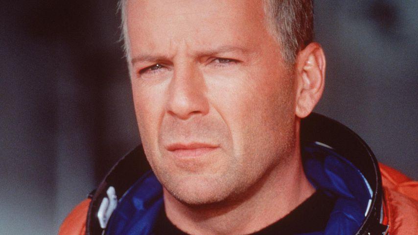 """Bruce Willis in """"Armageddon – Das jüngste Gericht"""", 1998"""