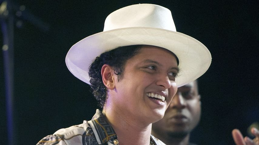 Bruno Mars beim Bruno Mars-Konzert am Weissen Haus in Washington