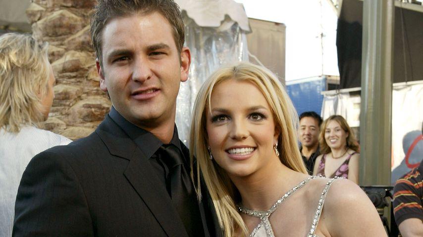 Britneys Bruder bricht Schweigen über #FreeBritney-Debatte!