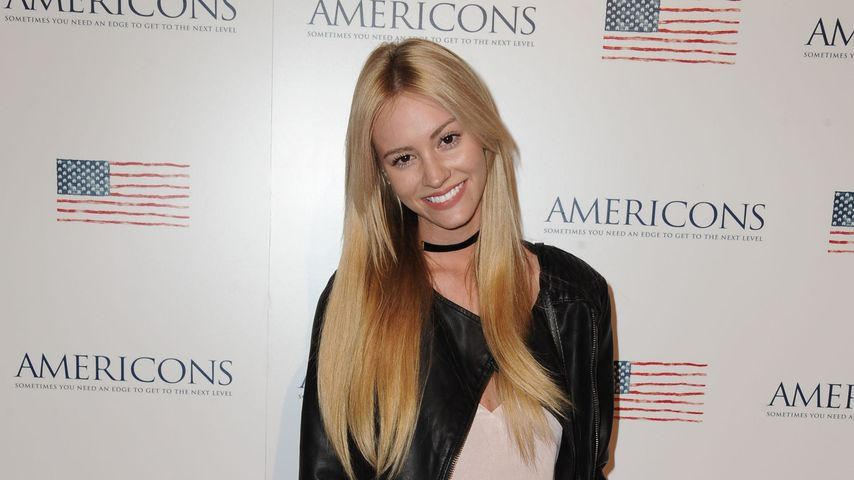 Bryana Holly im Januar 2015 in Los Angeles