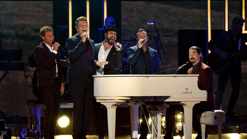Backstreet Boys in Nashville