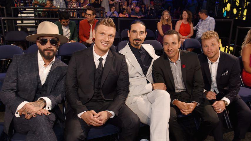 Backstreet Boys bei den CMT Music Awards 2018