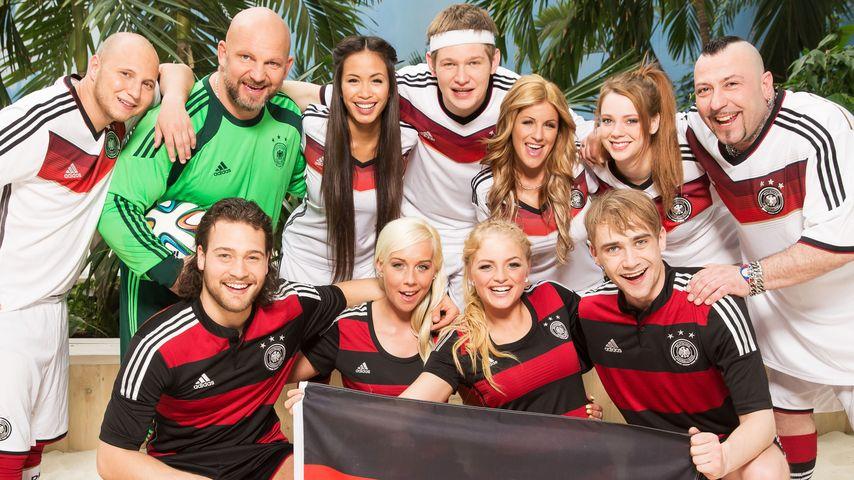 """Super Quoten! """"Berlin - Tag & Nacht"""" trotzt der WM"""