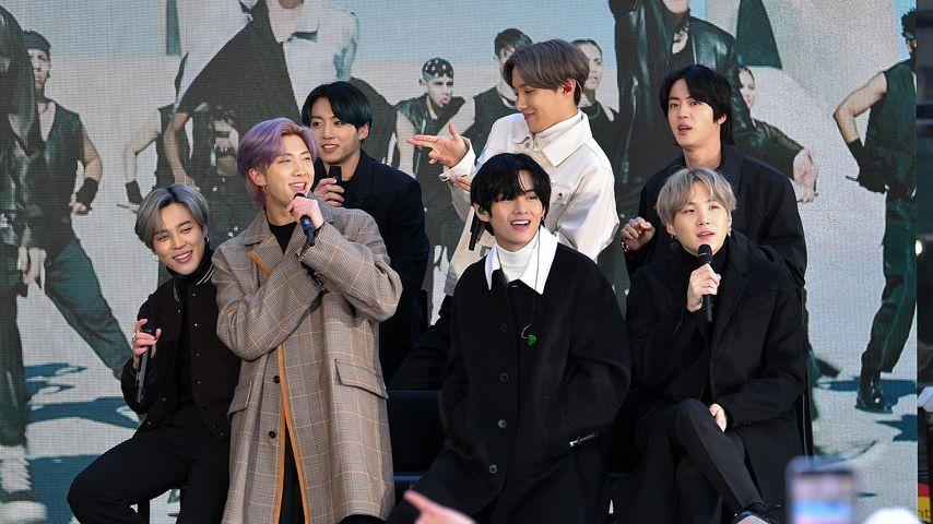 BTS im Februar 2020