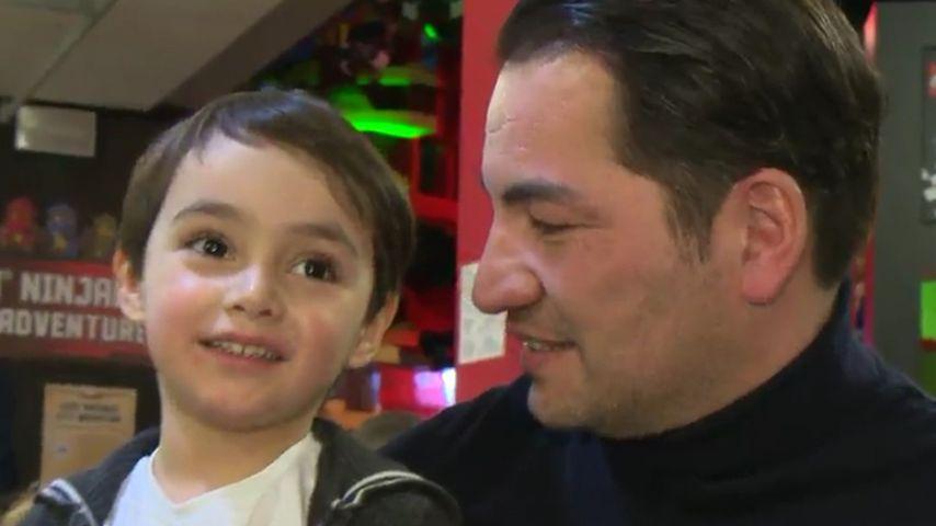 Baby-Überraschung: Bülent Sharifs Sohn freut sich auf Bruder