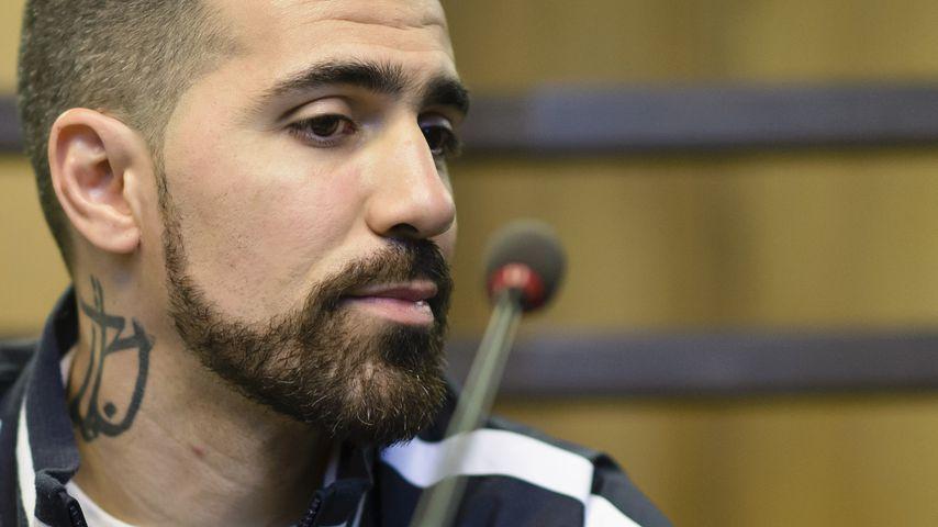 Rapper Bushido im Kriminalgericht Moabit im Februar 2014
