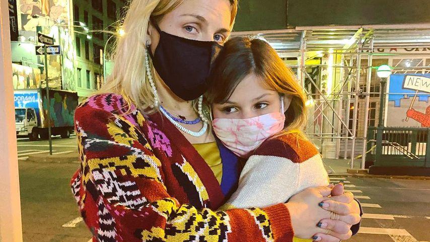 Busy Philipps und ihre Tochter Birdie im November 2020