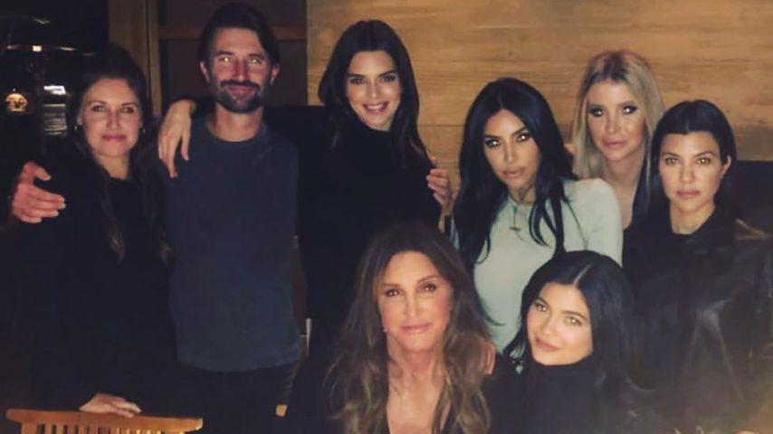 Caitlyn Jenner auf ihrer Geburtstagsfeier, Oktober 2019