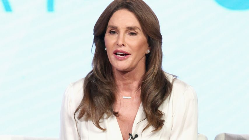 Oh là là! Caitlyn Jenner on Tour im sexy Jumpsuit
