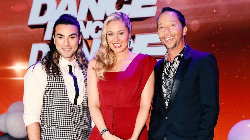 """Cale Kalay, Ruth Moschner und DJ Bobo sind die Jury bei """"Dance Dance Dance"""""""