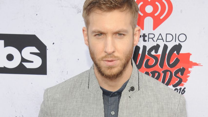 "DJ Calvin Harris bei den ""iHeartRadio Music Awards"" 2016"
