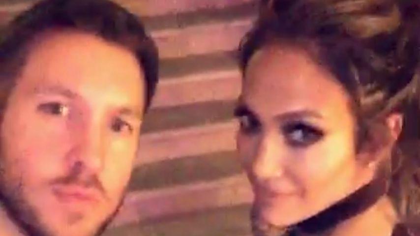 Calvin Harris und Jennifer Lopez feiern J.Lo's Geburtstag