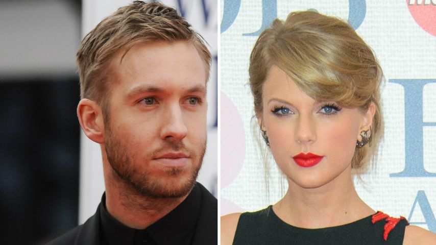 Song-Sperre für Taylor: Calvin Harris denkt ans Liebes-Aus!