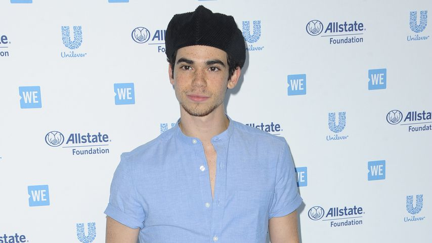 Cameron Boyce im April 2019 in Los Angeles