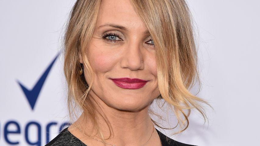 Ohne Botox: Cameron Diaz weiß, wie man richtig altert!