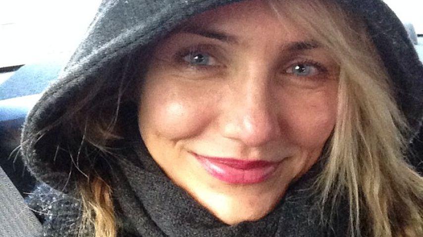 Schauspielerin Cameron Diaz schwärmt von Töchterchen Raddix