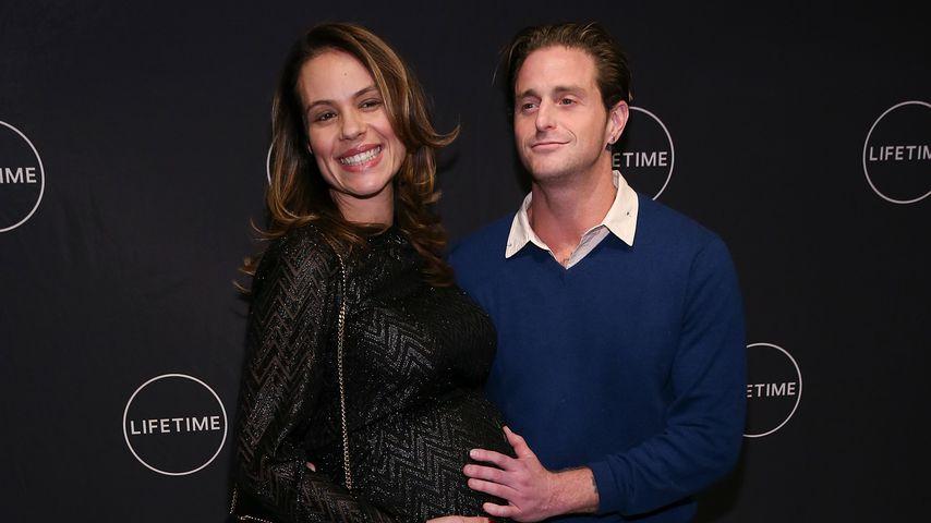 Cameron Douglas und seine schwangere Freundin Viviane Thibes
