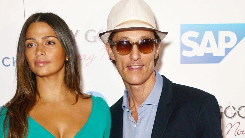 Matthew McConaughey: So heißt sein drittes Kind