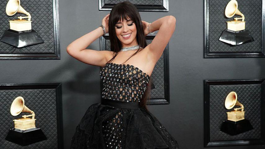 Camila Cabello bei den Grammys 2020
