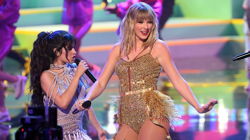 """Größte Inspiration"": Camila Cabello vergöttert Taylor Swift"