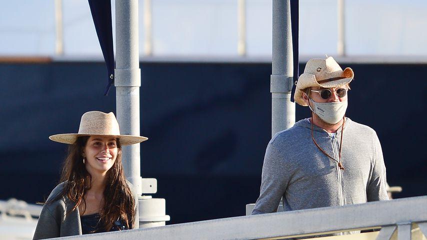 Camila Morrone und Leonardo DiCaprio im Juni 2020