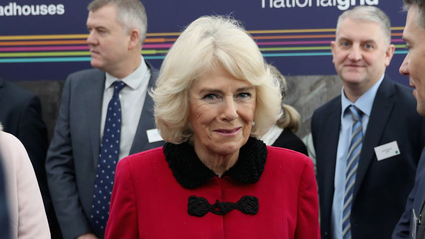Camilla Parker Bowles in London 2018