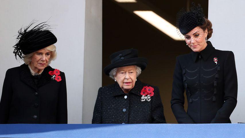 Darum ist Queen Elizabeth II. so ein Fan von Herzogin Kate