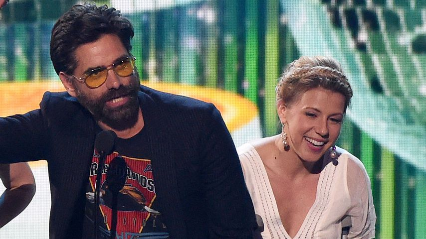 John Stamos und Jodie Sweetin bei den Kids' Choice Awards 2017