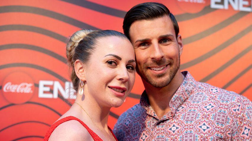 Nach erstem Ehejahr: Wollen Caona & Leonard zweites Baby?