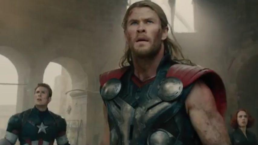 Heiß! So hart trainiert Chris Hemsworth für Thor-Fortsetzung