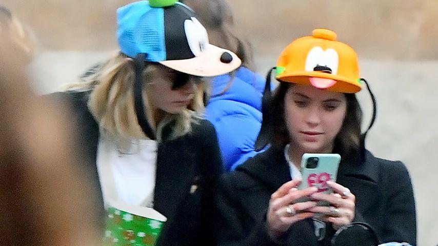 Cara Delevingne und Ashley Benson im Dezember 2019