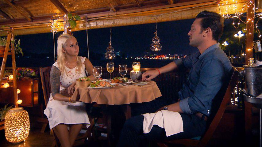 Anti-Romantik: Bockt sich Carina Spack ins Bachelor-Aus?