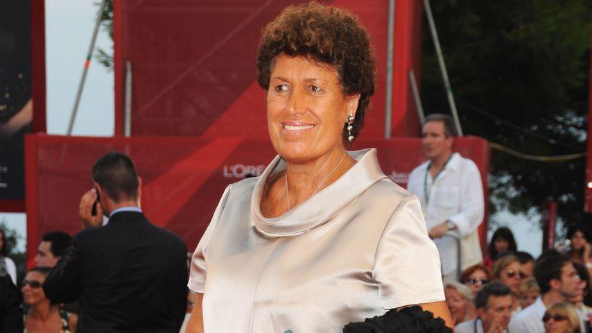 Carla Fendi in Venedig