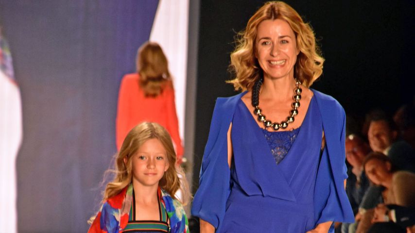 Carla und Bettina Cramer bei der Berlin Fashion Week 2016